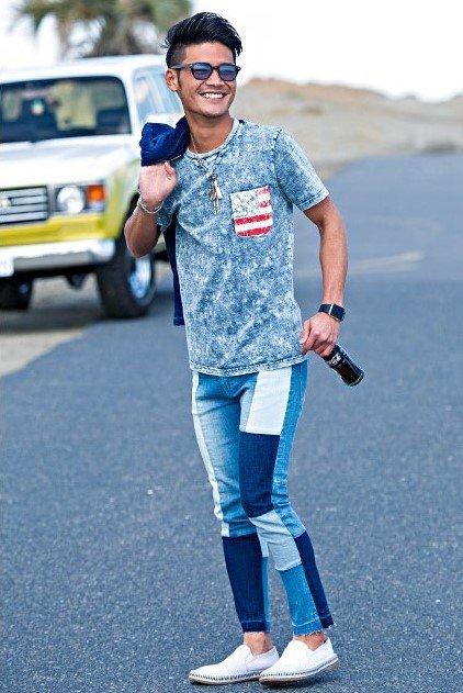 奈良斑鳩町の30代向け男性の髪型