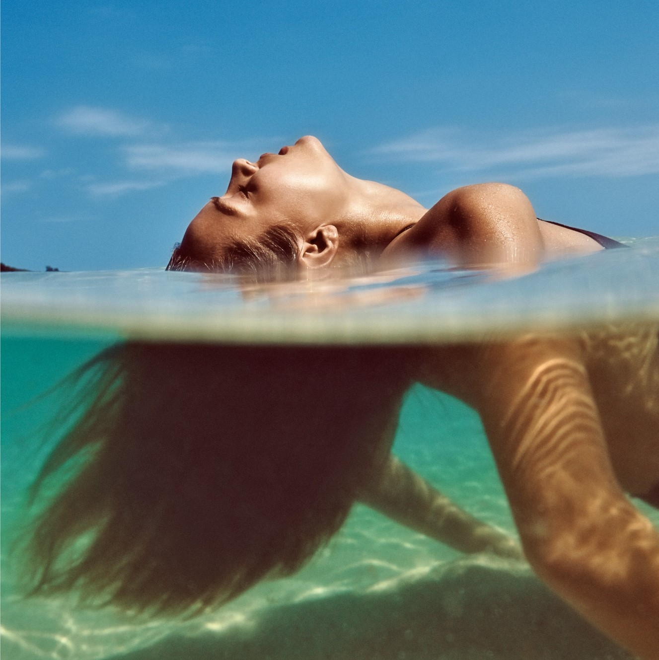 「1日で色落ちた!」プールや海などの塩素