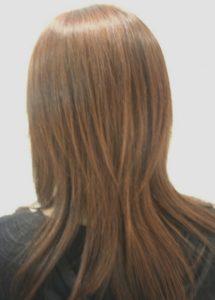 小顔を叶えるミディアムヘア/ロコスアッソ美容室