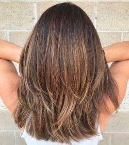 20代女性ミディアムの髪型はこれ