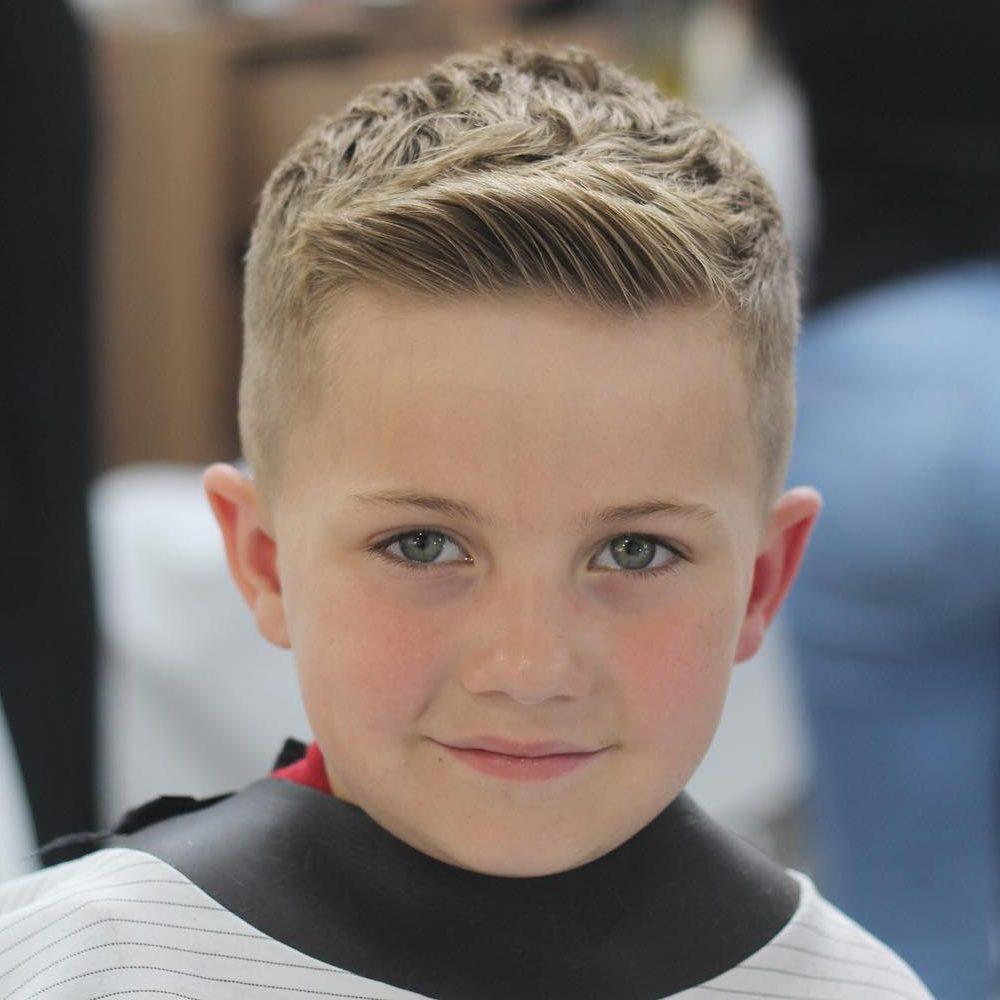 小学校4年生の髪型