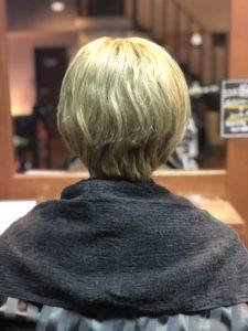 みどり髪で幼稚園に行けない。ブラウンの髪色にしたい!