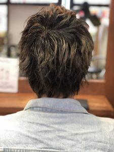 ブリーチ毛へのパーマはロコスアッソ美容室