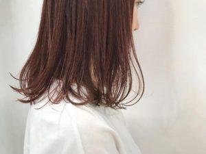 20歳【ピンクブラウン】黄ばみが嫌です。明るめの髪色へ!