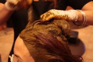 【ヘナカラー】いくつに見える? 髪を傷めない歴10年。