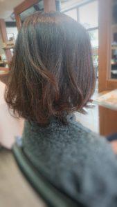 40代【噂の白髪染め】髪にツヤ。私が最近はまってます。