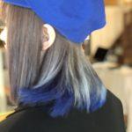 10代【髪の色落ち】誰もが2度見。3色チェンジカラーの威力
