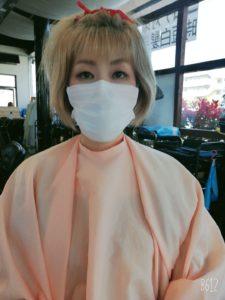 4分動画【前髪のセルフカット】パッツン髪にならないコツ!