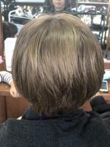 5%白髪どうなる?