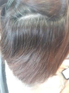【1000人に縮毛矯正】カラー毛でも傷みにくい方法は?