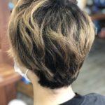 メンズ【くせ毛+ブリーチ毛】90分でボサボサ髪が解消!