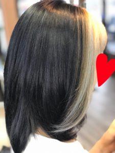 前髪【ホワイトブリーチのやり方】3時間。韓国カラー